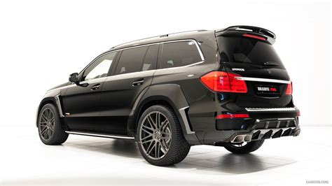 2014 Brabus 700 Gr Widestar Based On Mercedes Gl-class