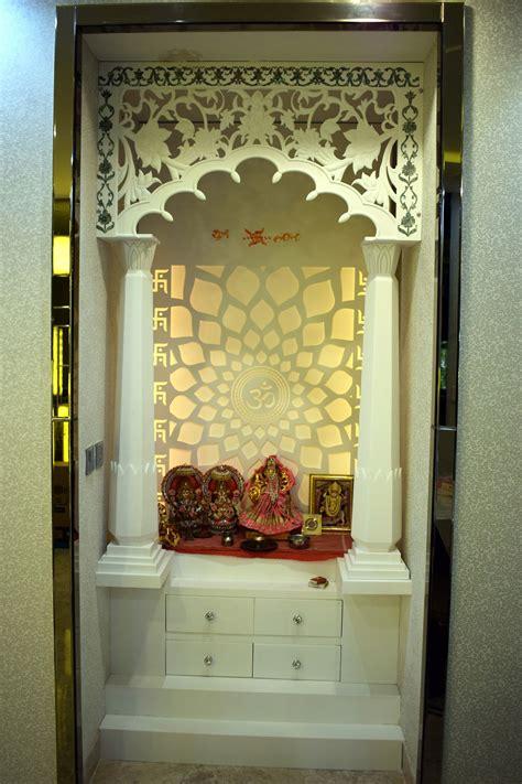 latest corian mandir  shopinteriocom