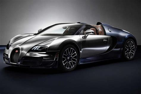 Bugatti's latest creation sets a new bar in price and exclusivity. Bugatti assembles all six Veyron Legends | Stuff.co.nz
