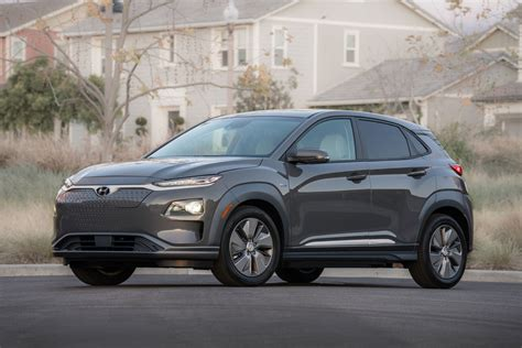 Hyundai Kona 2019 Picture by 2019 Hyundai Kona Electric Review Ratings Specs Prices