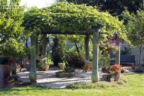pergola design ideas turn  garden   peaceful