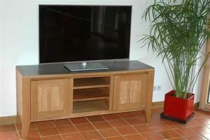 Meuble En Chene Massif : meubles en ch ne massif et metal eole ecologie design ~ Dailycaller-alerts.com Idées de Décoration