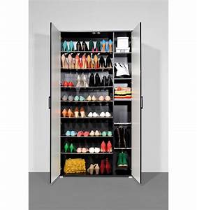 Armoire chaussures grande capacite for Wonderful meuble chaussure grande capacite 5 armoire chaussures grande capacite