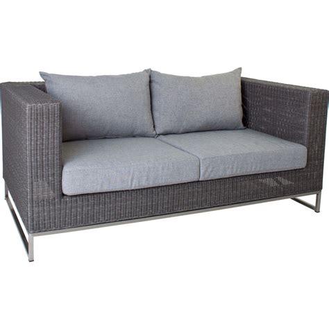 gartenmöbel 2 sitzer wunsch lounge sofa fontana 2 sitzer