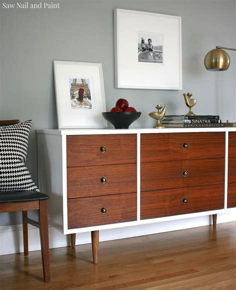 mid century bedroom vanity 17 best ideas about mid century dresser on mid