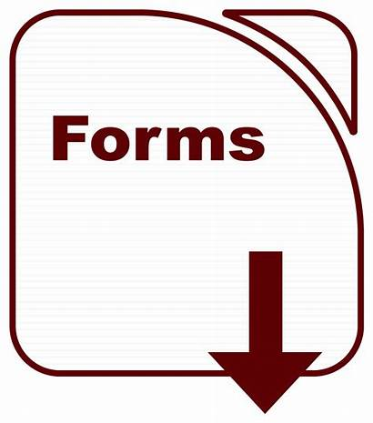 Forms Icon Medical Patient Employment Packet Graphics