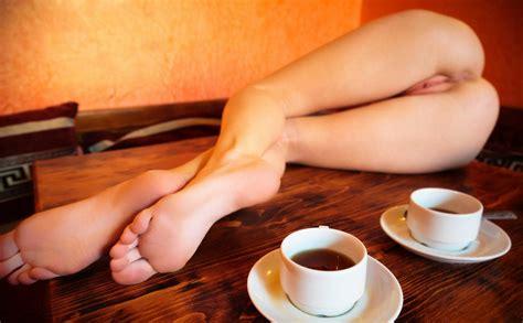 Hot Coffee Sex Mom Fuck