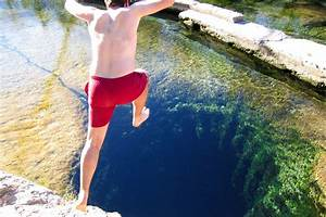 Jacob's Well - Most Dangerous Diving Spot in Texas