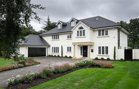 Building Remodel, Weybridge, Surrey  Extended Design