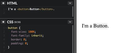 button css background styles overriding tricks