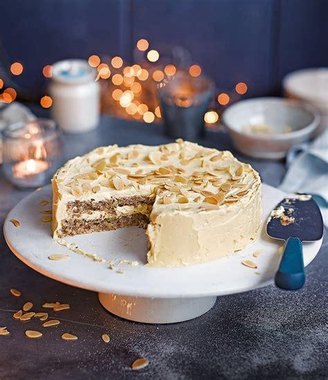swedish almond cake delicious magazine