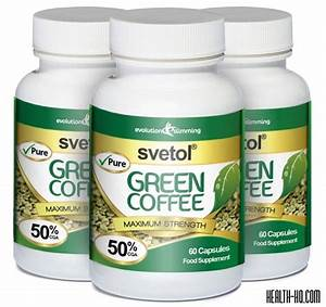 Pure Svetol Green Coffee Bean Extract Reviews    Health Pure
