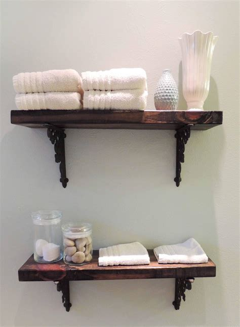 Bathroom Wall Shelves And Storage Best Decor Things