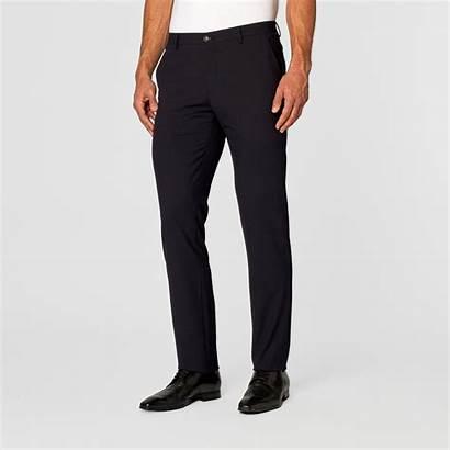 Textured Trousers Stretch Dark Armani Giorgio Sales