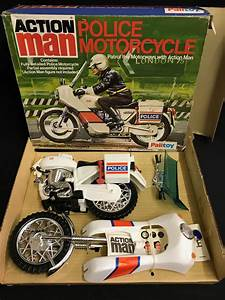 Action Man Moto : vintage action man police motorcycle old shop stock mint ref3 ~ Medecine-chirurgie-esthetiques.com Avis de Voitures