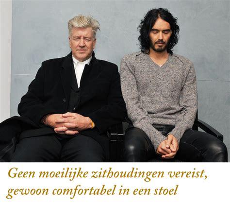 russell brand transcendental meditation david lynch russell brand transcendental meditation