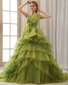 collection of green princess wedding dresses for chic bridal look sang maestro - Green Dresses For Wedding