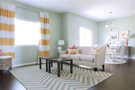Palladian Blue Benjamin Moore Living Room