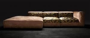Canape Tissu Haut De Gamme : canap design ~ Dode.kayakingforconservation.com Idées de Décoration