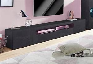Lowboard 240 Cm : tecnos xxl lowboard real breite 240 cm kaufen otto ~ Whattoseeinmadrid.com Haus und Dekorationen