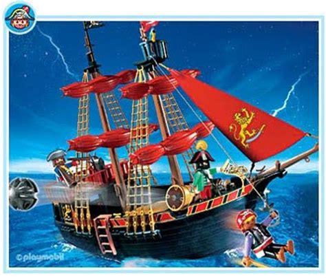 Barco Pirata Negro by Piratas De Playmobil Marzo 2009