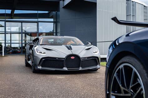 bugatti divo deliveries  customers begins