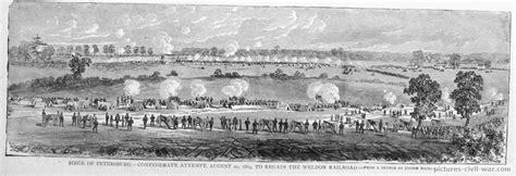 siege petersburg weldon railroad