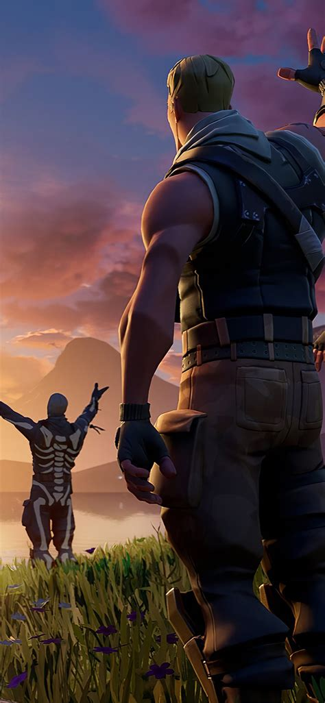 fortnite chapter  iphone wallpapers