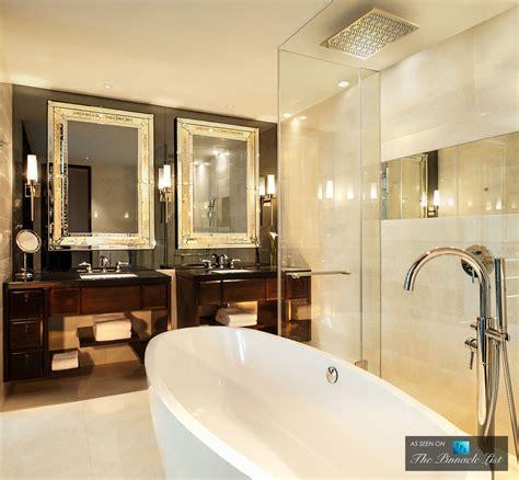Modern Hotel Bathroom Design by Luxury Hotel Bathroom Home 187 Modern Bathroom 187 St Regis