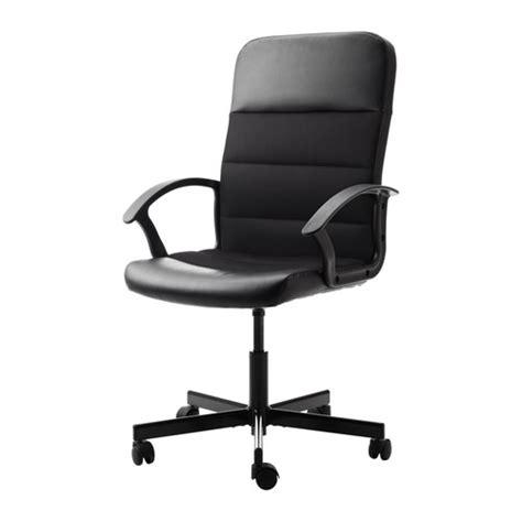chaise de bureau pivotante fingal chaise pivotante ikea