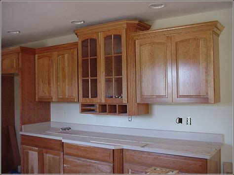 Shaker Kitchen Cabinets Crown Molding Cabinet 51470