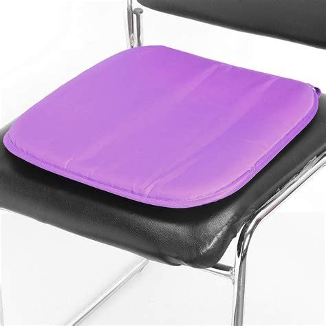 galette de siege coussins galette dessus de chaise coton siège auto bureau