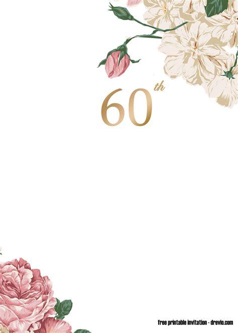 printable  invitation template latest design