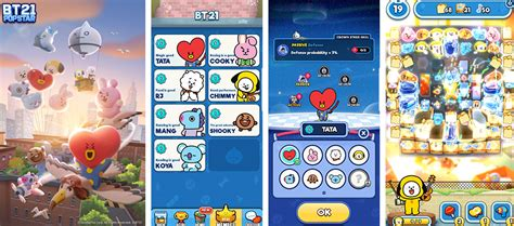 'BT21 POP STAR' Game Launches in Asia   RYT9