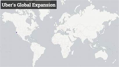 Expansion Uber Global Map Market Key Five