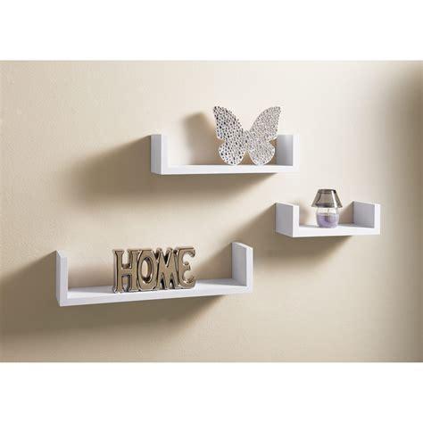 white floating shelf b m lokken floating shelves 320110 b m