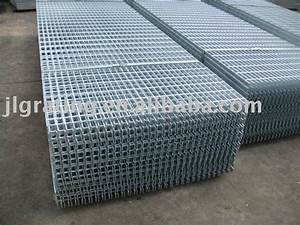 Grille Caillebotis Acier Galvanisé : simple en acier galvanis grille mat riaux m talliques de ~ Edinachiropracticcenter.com Idées de Décoration