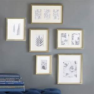 Gallery Frames In A Box  Set Of 6  Champagne  With Images