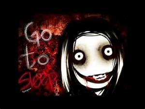 Jeff the killer (cartoon) - YouTube  Killer