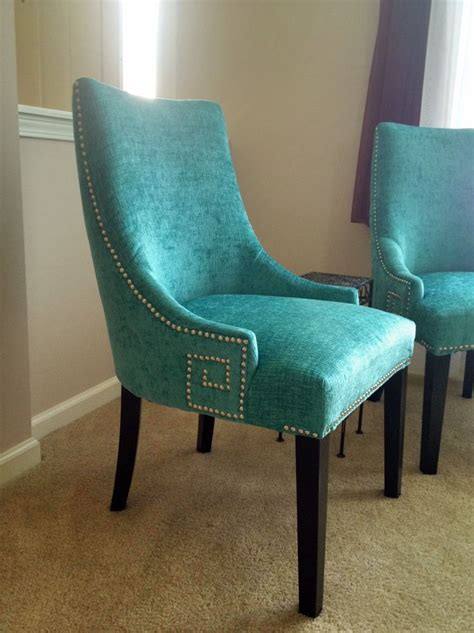 turquoise chair diningchairs pinterest turquoise