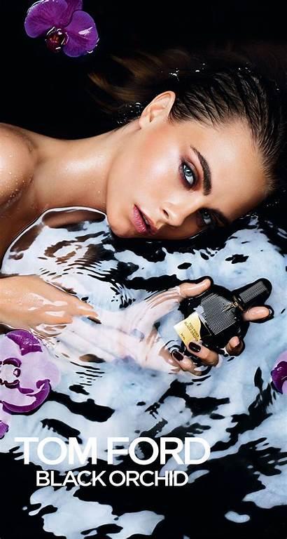 Tom Ford Ad Cara Delevingne Degrading Perfume