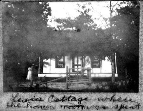 Cottage In Fla by Florida Memory Lewis Cottage Woodville Florida