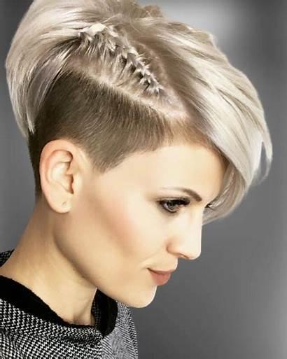 Pixie Haircuts Short Colors