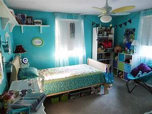 Bedroom. Wonderful Teenage Girl Bedroom Ideas Blue ...