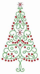 Christmas Embroidery on Pinterest