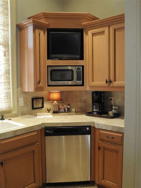 corner dishwasher ideas pictures remodel  decor