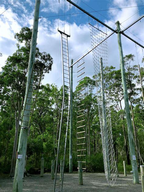 Vertical Challenge   Aussie Bush Camp