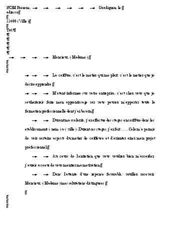 formation alternance cuisine lettre de motivation pour apprentissage exemple de motivation jaoloron