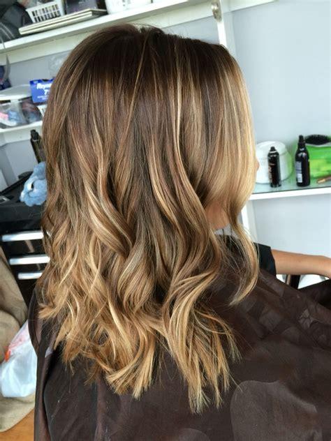 Balayage highlights and color | Hair affair, Hair beauty, Hair