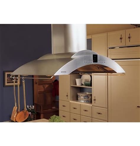 monogram  wall mounted vent hood zvspss ge appliances